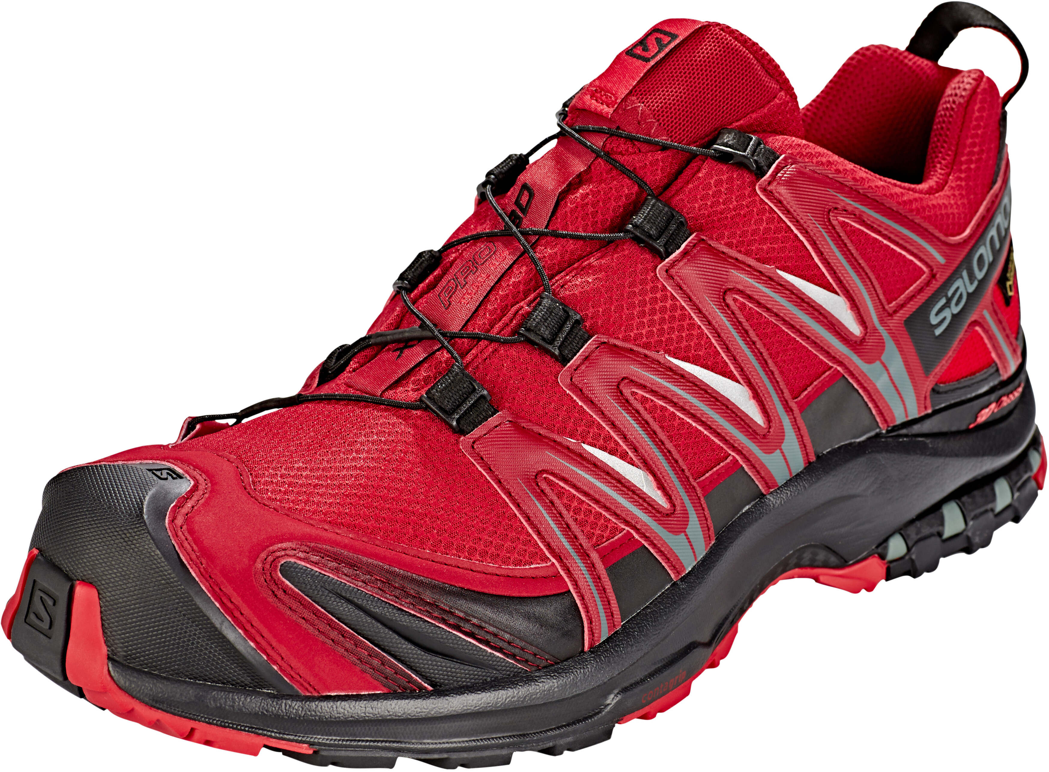 Salomon XA Pro 3D GTX Running Shoes Men red at Addnature.co.uk 6032db216f5